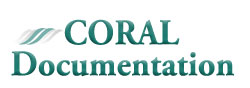 CORAL Documentation