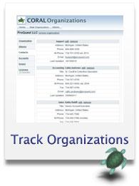 TrackOrganizations